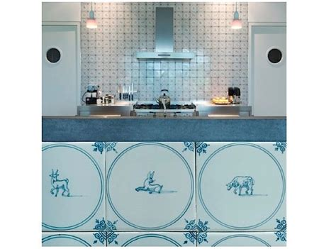 tiling in kitchen 40 best delft tile kitchens images on tiles 2818
