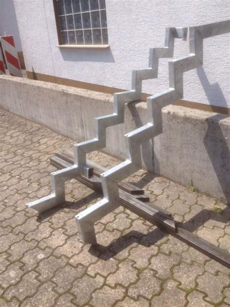 treppe stahltreppe eingangstreppe