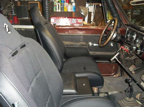 Replacement / Aftermarket Seats