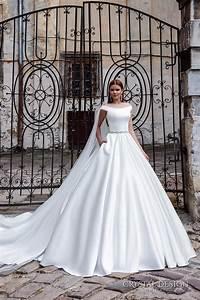 New arrival off the shoulder crystal design 2016 wedding for Crystal design wedding dresses