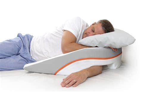 best pillow for back sleepers with apnea gerd pillows medcline acid reflux gerd pillow system
