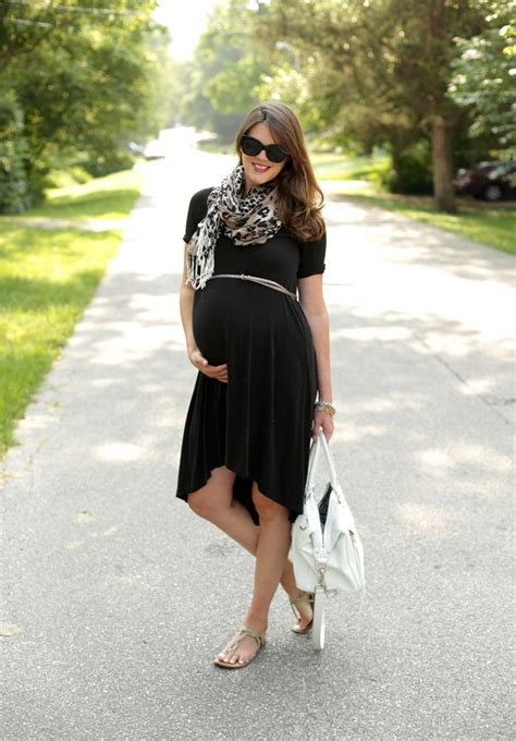 wore blogged   wore maternity fashion