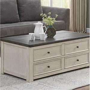 Ophelia, U0026, Co, Bernard, Lift, Top, Coffee, Table, With, Storage, U0026, Reviews
