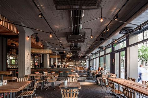 restaurant bars interior