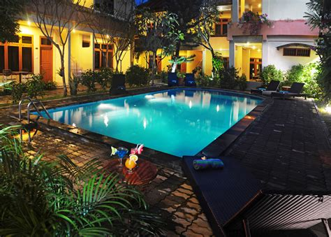 swimming pool exterior febri s hotel spa bali