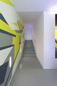 Idee Deco Couloir Peinture : r novation escalier et id es de d coration 78 photos supers ~ Melissatoandfro.com Idées de Décoration