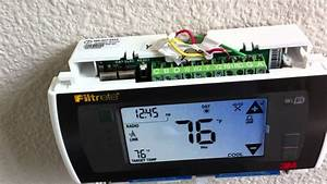 Part 3 - Install 3m50 Filtrete Wi-fi Thermostat