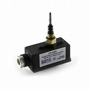Closed Position Indicator Switch For Valves Without Manual