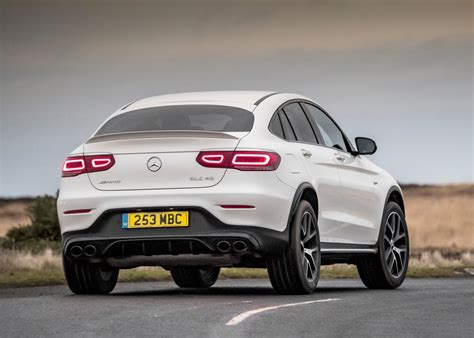 Gle 450 amg coupe is one of the most elegant suvs from mercedes in a premium segment. 2020 Mercedes-AMG GLC 43 Coupe Launching on November 3
