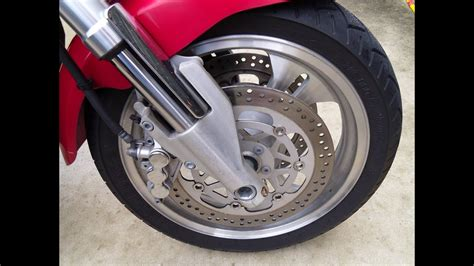 Motorcycle Front Brake Problems Quick Tip (read
