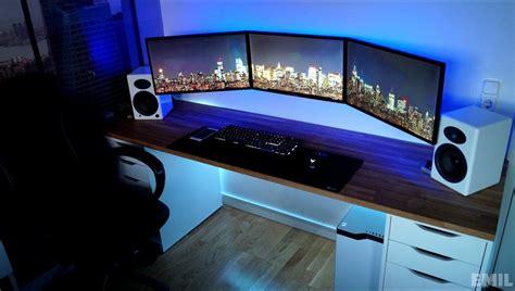 bureau de gamer 8 bureaux de gamer qui donne envie le clan lda