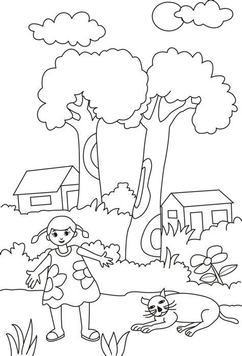 100 gambar mewarnai bagus untuk anak 2020 marimewarnai com. Mewarnai Gambar Anak - anak: Jawara mewarna dan menggambar Namira SD NU 1 Trate Gresik