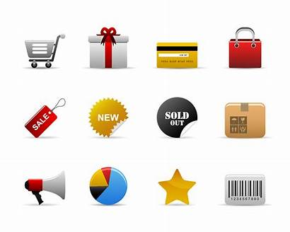 Icon Ecommerce Icons Vector Graphicriver Newsletter Shopping