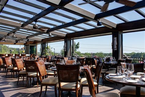 rhode island restaurant  retractable skylight