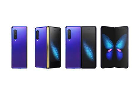 here s samsung s galaxy fold smartphone with infinity flex display fortune