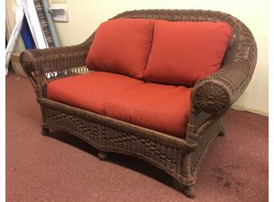 Wicker Loveseat For Sale by Discount Wicker Furniture For Sale Up To 60