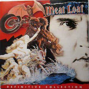 Paradise By The Dashboard Light Music Video Meat Loaf Definitive Collection 1995 Cd Discogs