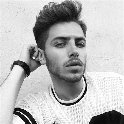mens hairstyles  oval faces mens hairstyles