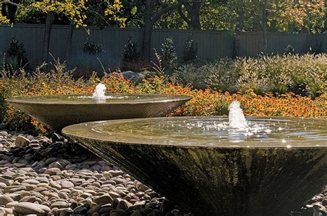 image gallery modern fountains