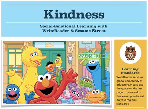 Social-emotional Learning With Sesame Street