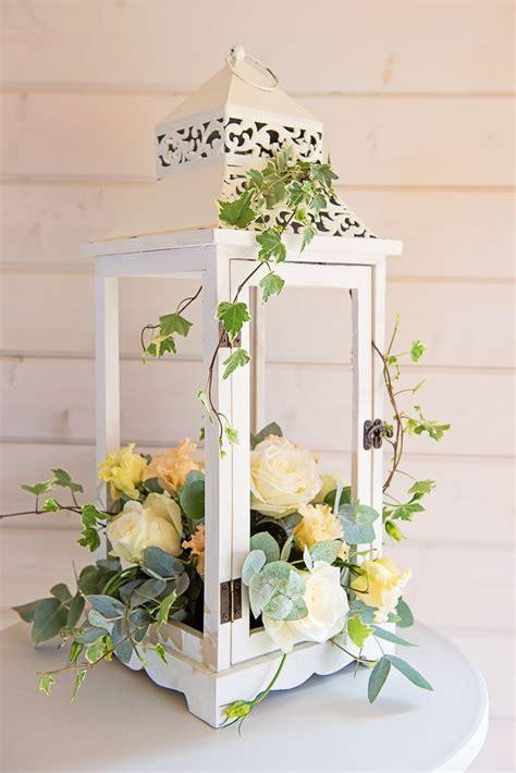 Wedding Lantern Flower Displays Helen Helas Florist