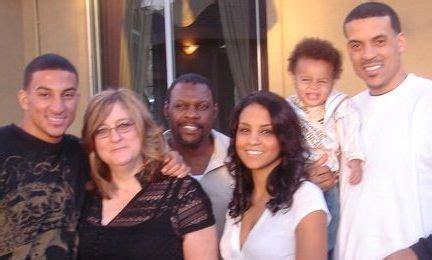 Matt Barnes Family by Photo Left Matt Barnes Right In A Family From