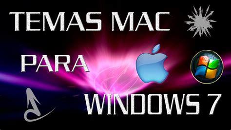 Temas Mac Os Para Windows 7