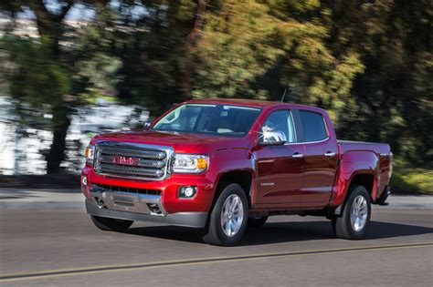 gmc canyon gm authority