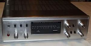 Pioneer Sx-110 Stereo Tube Receiver