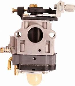 Carburetor - 15mm  Manual Choke