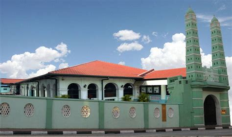 8 Mosques That Distribute Free Bubur For Iftar In Singapore