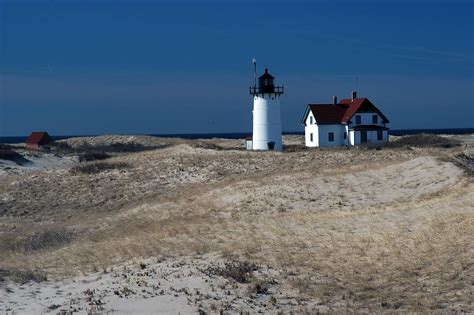 Photo 38518 Race Point Lighthouse In Cape Cod