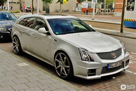 2014 Cts V Wagon by Cadillac Cts V Sport Wagon 30 July 2016 Autogespot