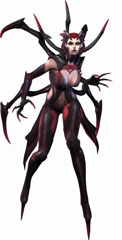 Elise Render League Legends Lol Spider Queen
