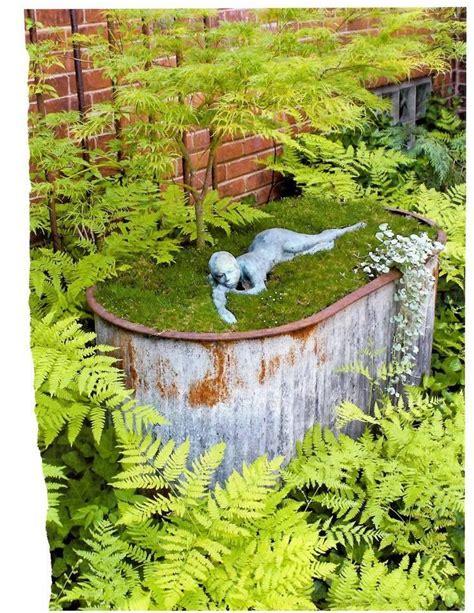 Repurpose Old Water Tank  Outdoors Ii  Pinterest Water