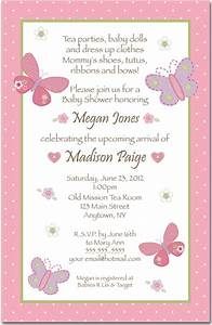 Wording For Baby Shower Invitation wblqual com