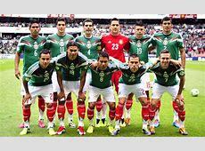 México Equipos Mundial de Fútbol de Brasil 2014