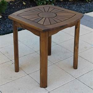 Outdoor Patio Side Table - VF-4135