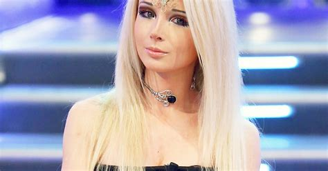 Valeria Lukyanova Hates The Nickname Human Barbie