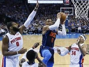 Detroit Pistons vs Oklahoma City Thunder Full Game ...