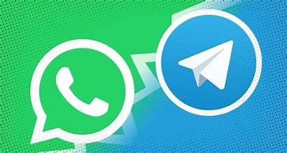 Telegram Whatsapp Last Hours Vs