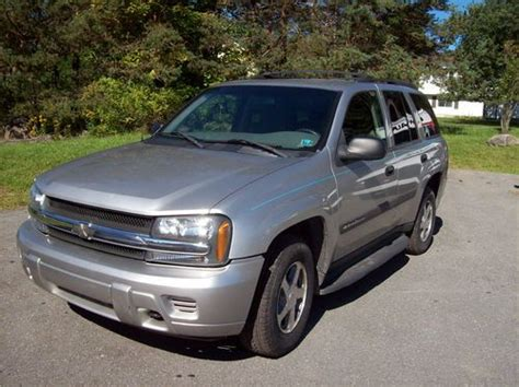 where to buy car manuals 2004 chevrolet trailblazer electronic throttle control find used 2004 chevy trailblazer ls in pocono lake pennsylvania united states for us 7 385 00