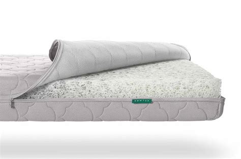 Baby Mattress by Newton Baby Crib Mattress Is Breathable Washable Non