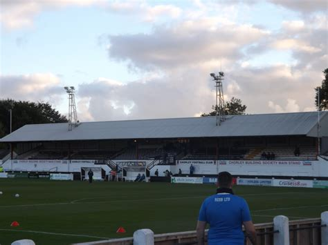 Away Ground Guide- Chorley FC - Saturday 22 October 2016