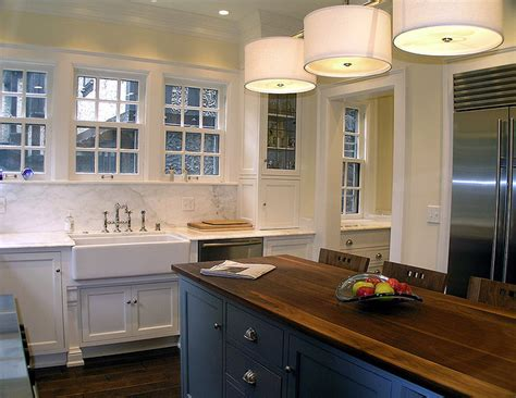 two color kitchen walls blue center island transitional kitchen city 6422
