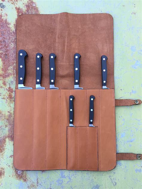 pochette de couteau de cuisine bloc et coffret de rangement de couteaux de cuisine professionnels