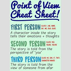 Best 25+ Point Of View Ideas On Pinterest Omniscient