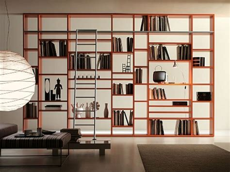 amazing modern home library shelves design  home ideas