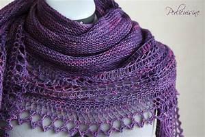 Modele De Tricotin Facile : photo tricot modele tricot facile chale ~ Melissatoandfro.com Idées de Décoration