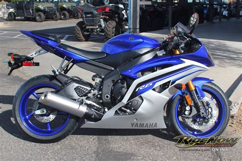2016 Yamaha Yzf-r6 Now Available At Ridenow Powersports On